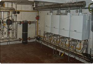 commercial boiler servicing Devon and Somerset